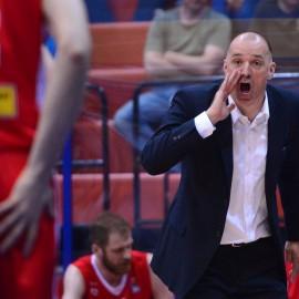 31.05.2016., Zagreb - Druga utakmica finala Prvenstva Hrvatske u kosarci, KK Cibona - KK Cedevita.Veljko Mrsic .Photo: Marko Prpic/PIXSELL