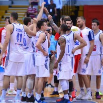 31.05.2016., Zagreb - Druga utakmica finala Prvenstva Hrvatske u kosarci, KK Cibona - KK Cedevita. .Photo: Marko Prpic/PIXSELL