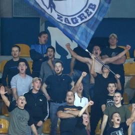 11.11.2015., Zgareb, KC Drazen Petrovic - 3. kolo kosarkaskog FIBA Europa Kupa, KK Cibona - KC Sopron.Photo: Igor Kralj/PIXSELL
