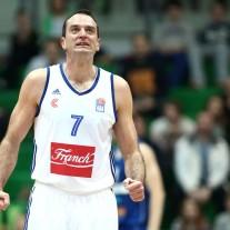 31.01.2016., KC Drazen Petrovic, Zagreb - ABA liga, 22. kolo, KK Cibona - KK Sutjeska. Jasmin Hukic. Photo: Sanjin Strukic/PIXSELL