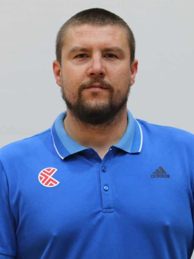 Igor Kolaric Team Manager