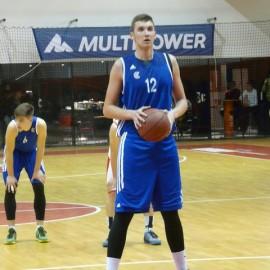 Krešimir NIkić juniori Cibona