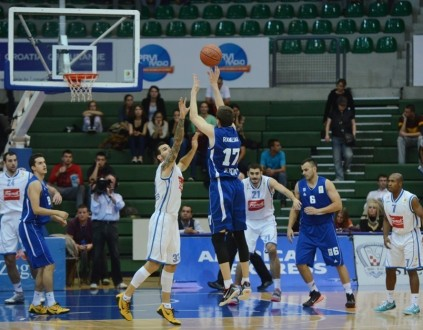 KK Cibona - KK Zadar